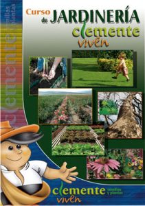 libro curso jardinería